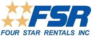Four Star Rental Sponsor Logo